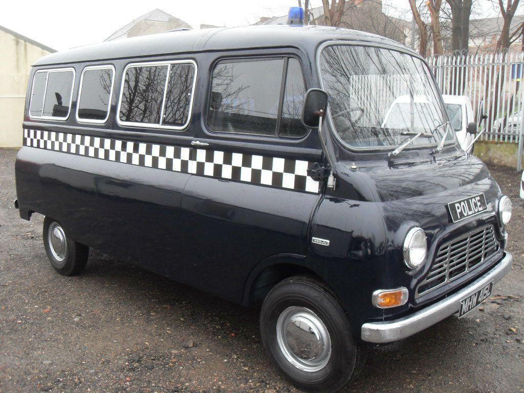 Austin morris ju250 heartbeat police van   Vans, Police cars and Cars