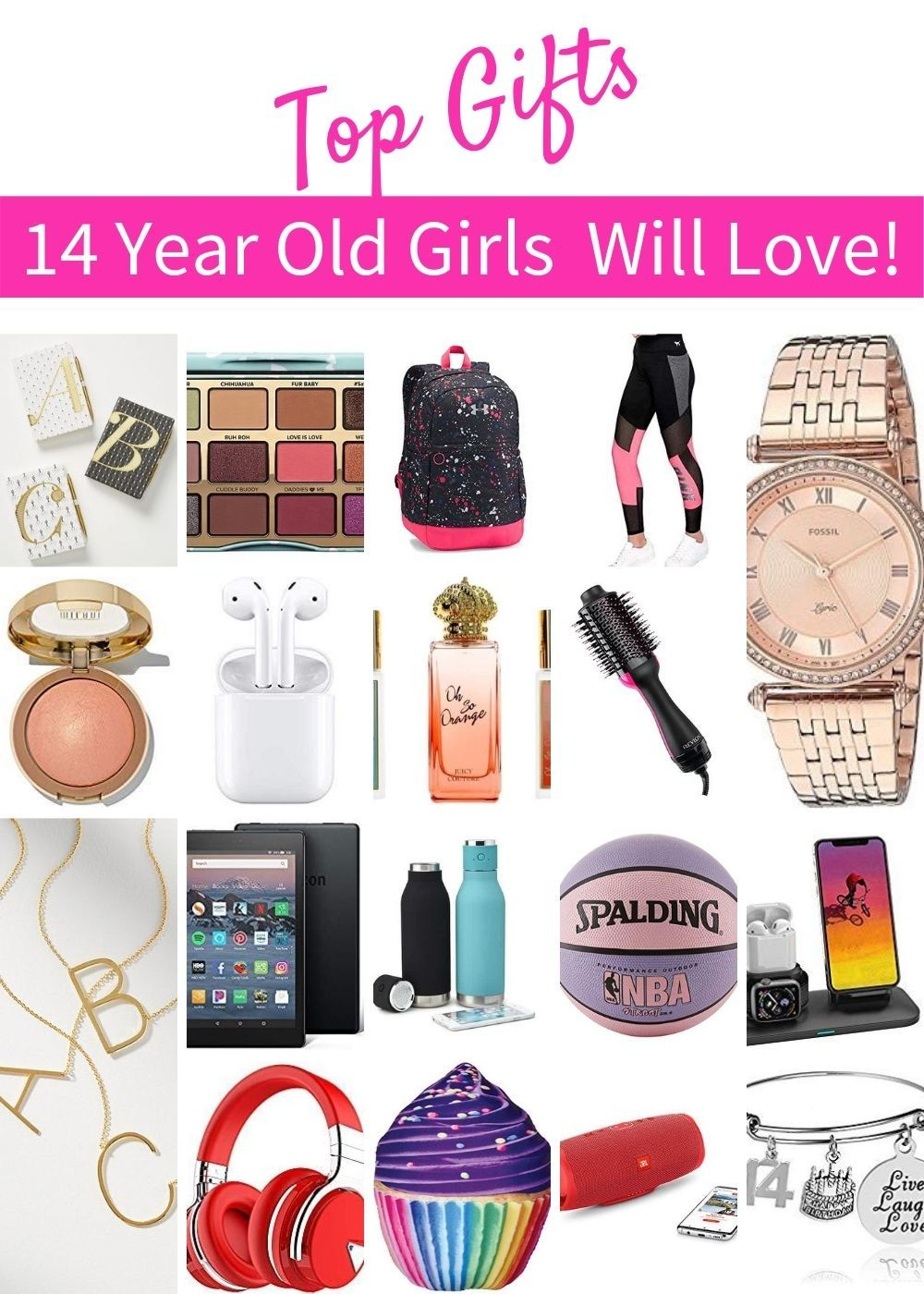 101 Best Gifts For 14 Year Old Girls 2020 Absolute Christmas In 2020 14 Year Old Girl Christmas Gifts For Girls Teenage Girl Gifts