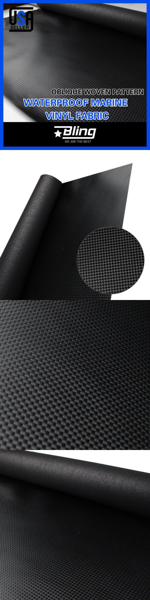 Fabric 28162 Carbon Fiber Pu Leatherette Vinyl Fabric Upholstery