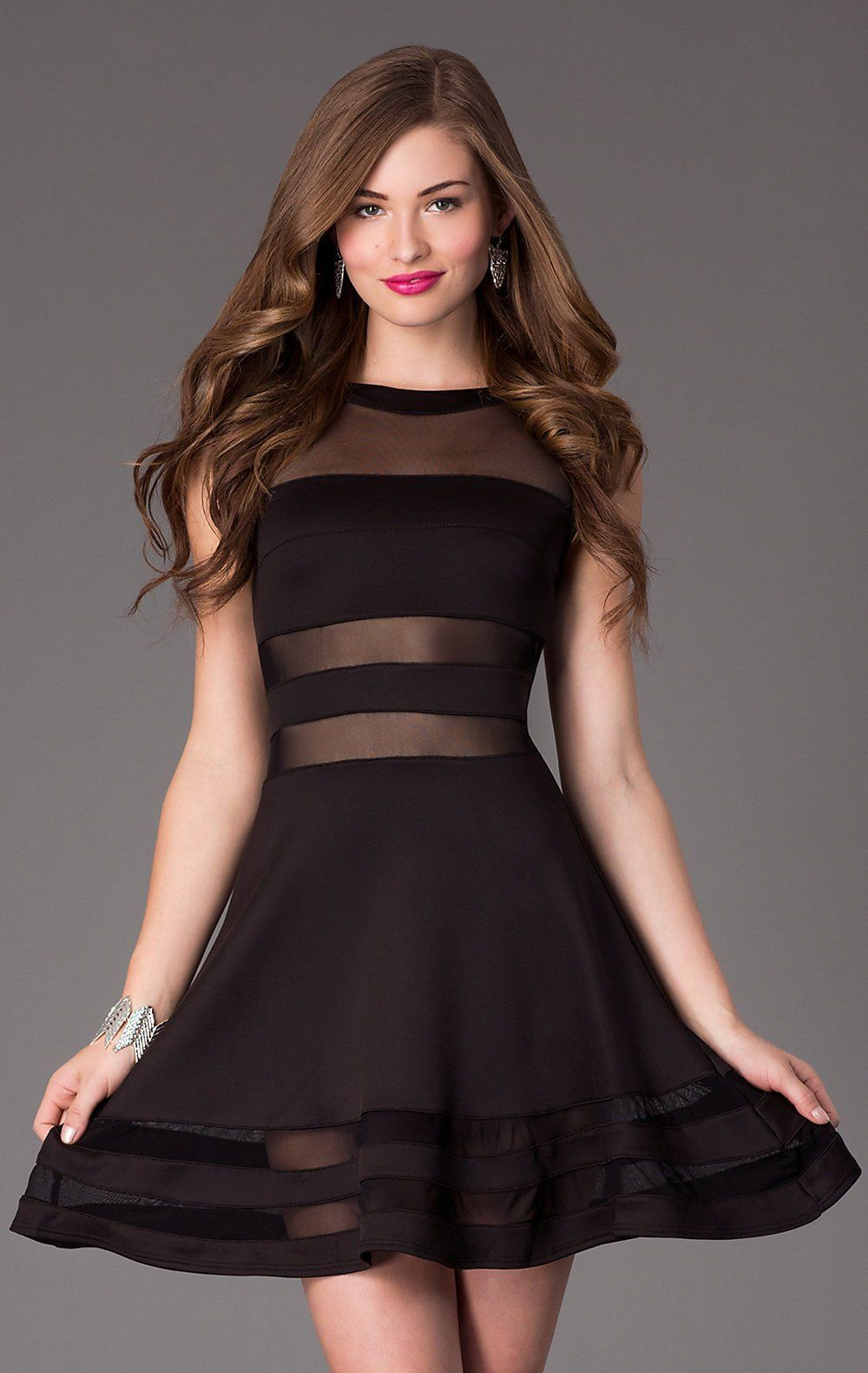 party-dresses-little-black-dresses-for-parties | Black Party Dress ...