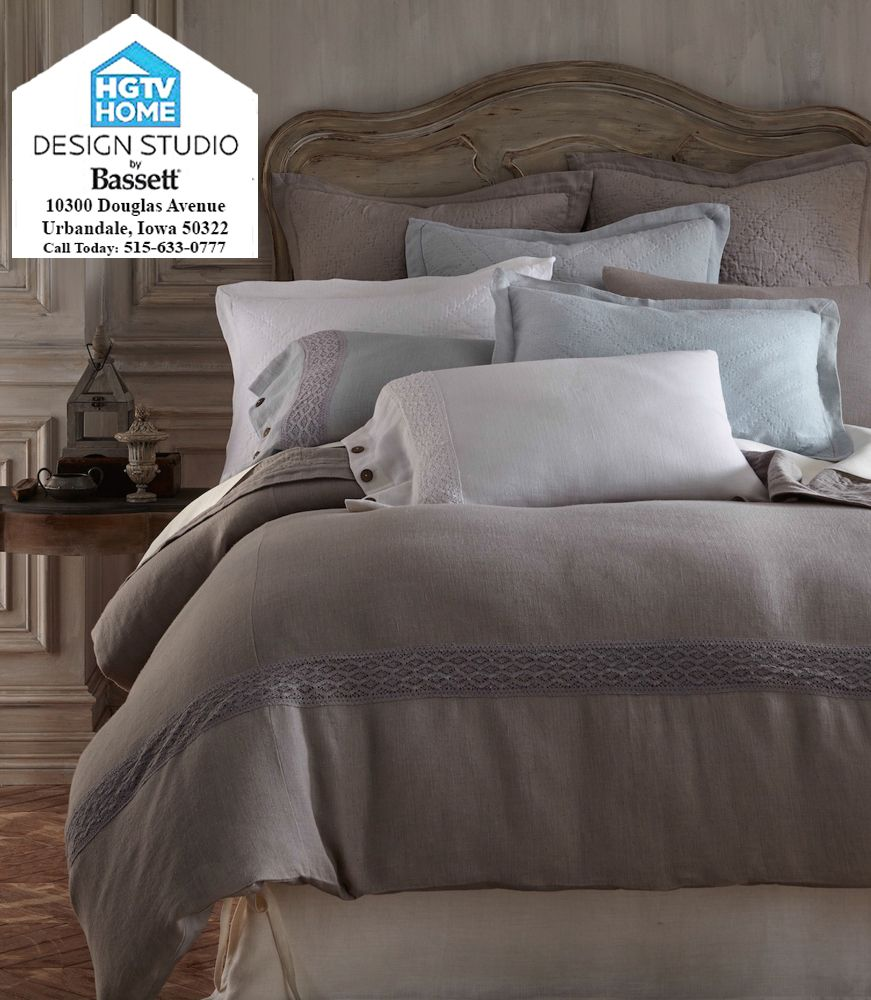 Captivating Come See Our New Custom Bedding Line At HGTV Home Design Studio. Mix And  Match