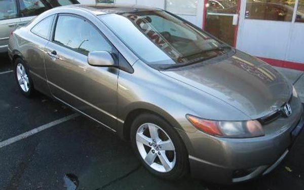 2006 Honda Civic Ex Coupe Under 6000 In Ohio Oh More Info At Http