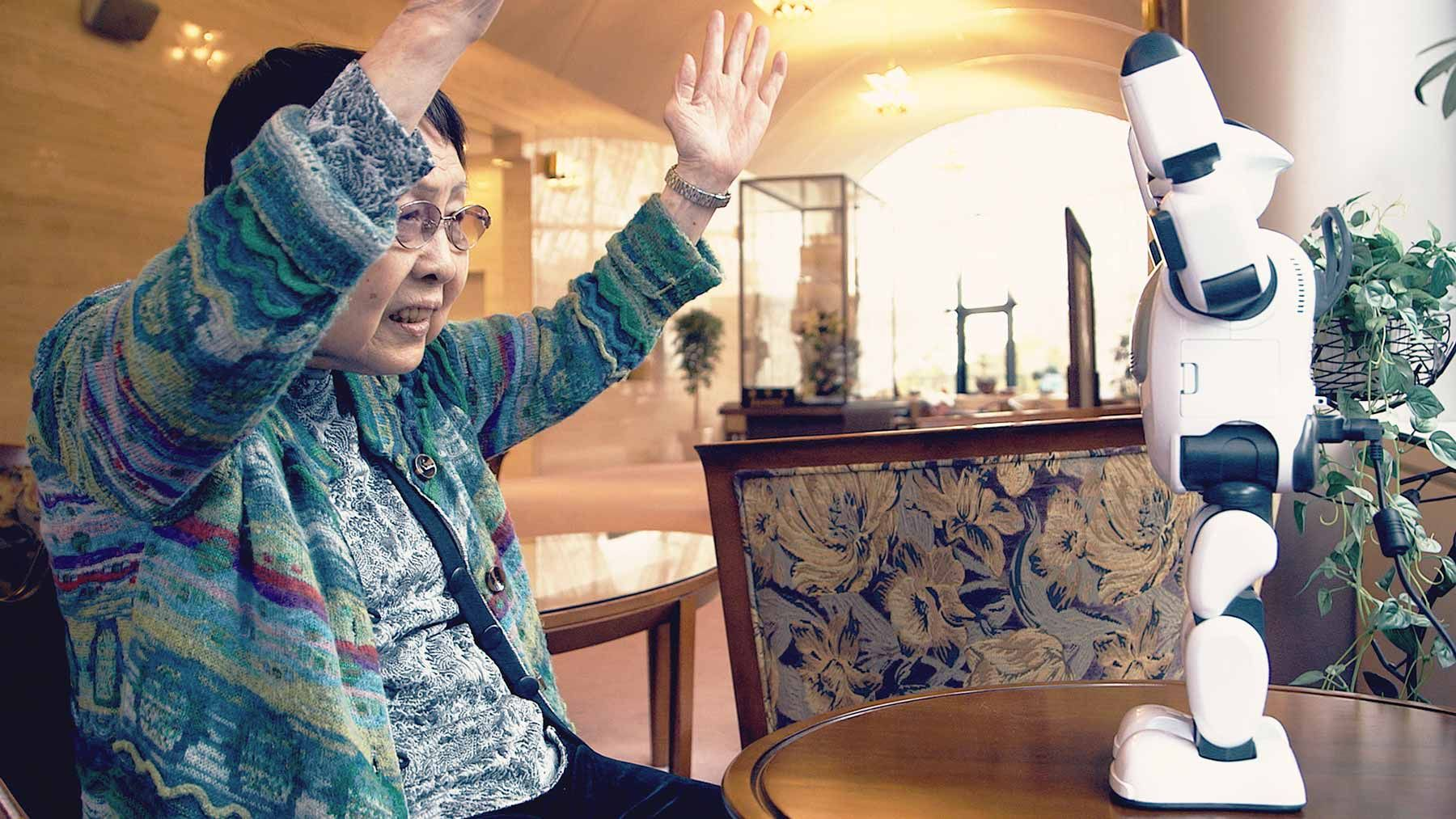 Undiscovered Japan   Automation and ageing: using robots to care for the elderly