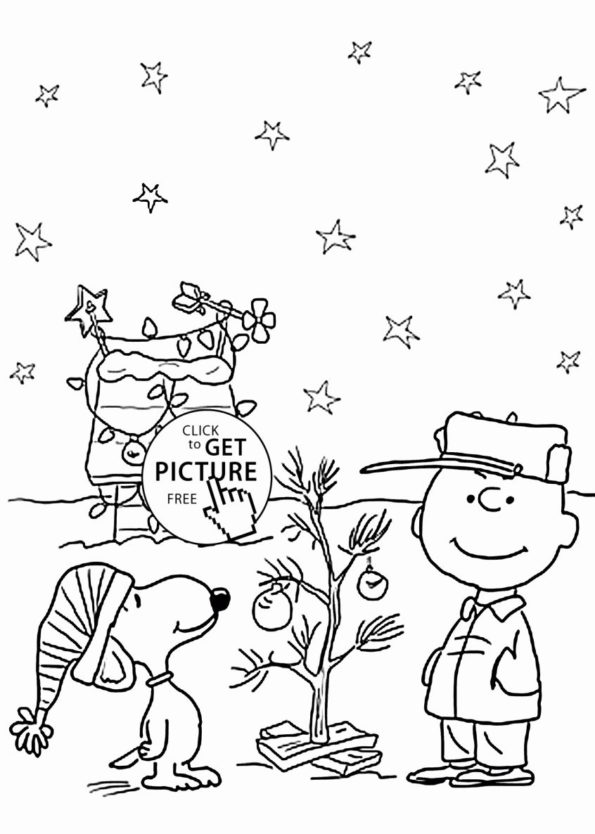 Free Coloring Christmas Cards Best Of Coloring Charlie Brown Christmas Colorin Free Christmas Coloring Pages Christmas Coloring Sheets Christmas Coloring Pages