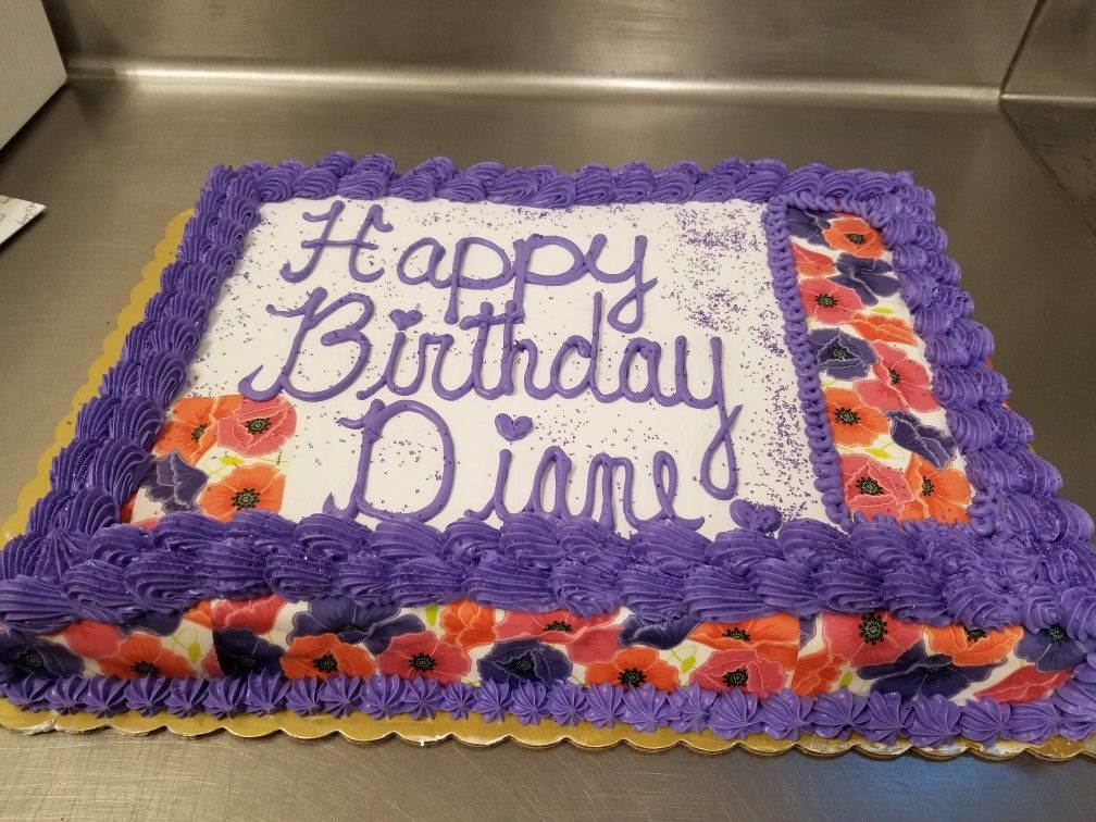 Edible image birthday cake image birthday cake cake