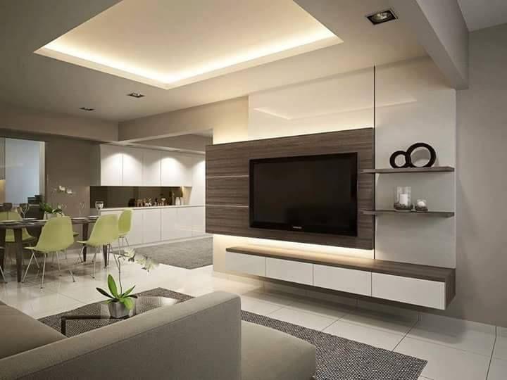Tv Funktion Wand, Innenarchitektur Singapur, Moderne Wohnräume, Wohnzimmer  Designs, Wohnung Wohnzimmer, Speiseräume, Tv Einheiten, Oberschränke, ...