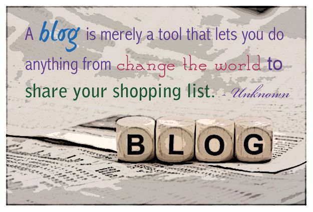 Image result for blogging quotes