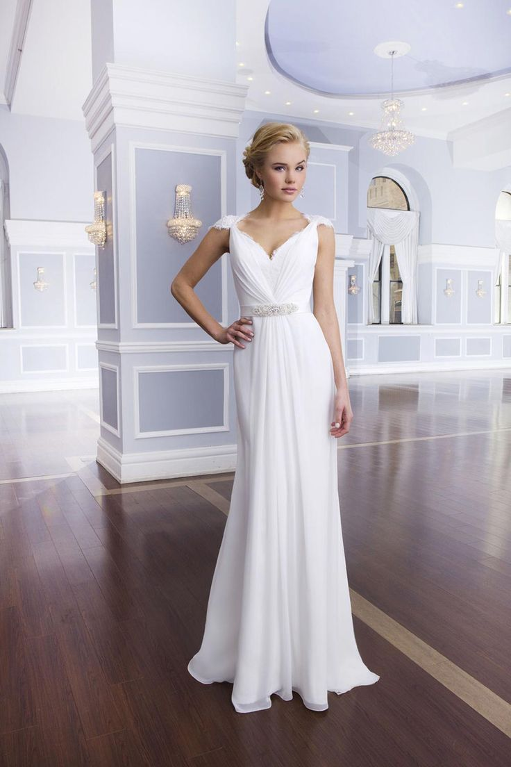 Image Result For Simple Goddess Wedding Dress