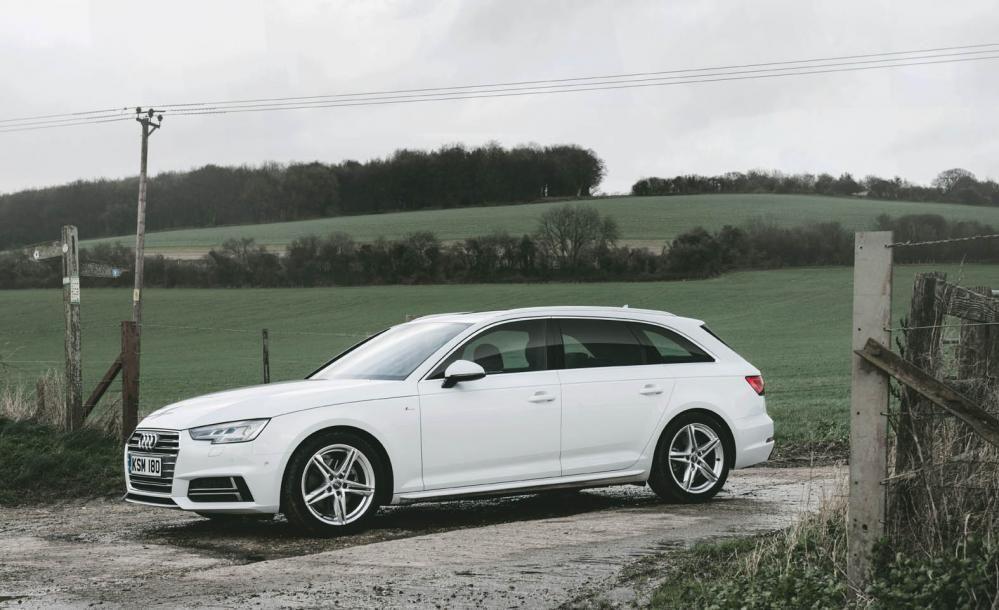 Audi A4 Avant 2 0 Tdi S Line Eurekar Audi A4 Avant Audi A4 Audi