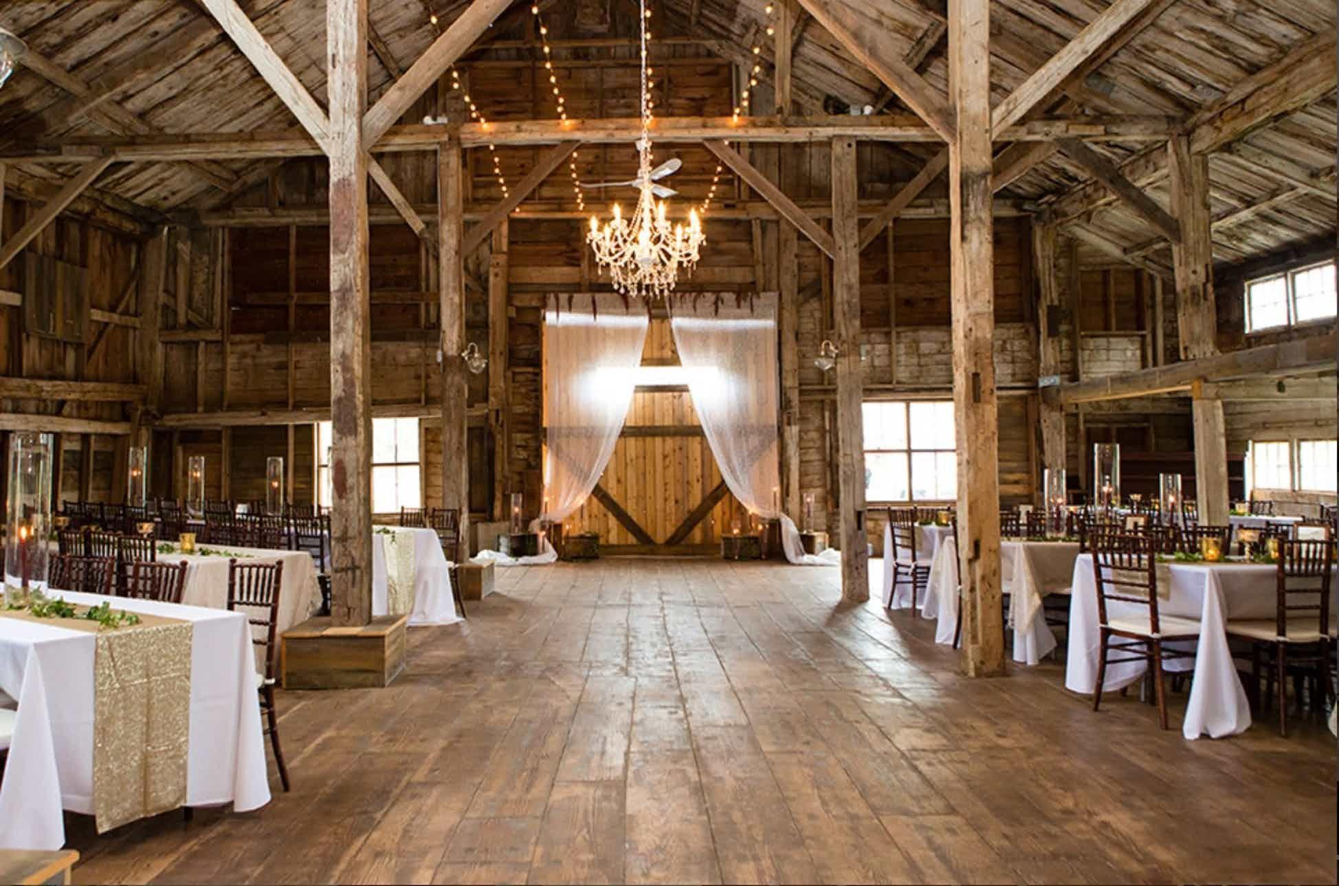 Maple Rock Farm Wedding Venue Parsonfield ME 04047 Barn