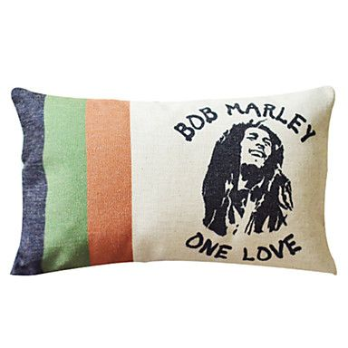 22 25 Cotton Linen Pillow Cover Quotes Sayings Country Linen Pillow Covers Decorative Throw Pillows Linen Throw