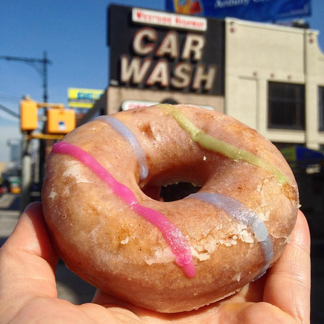 Carwash Donut