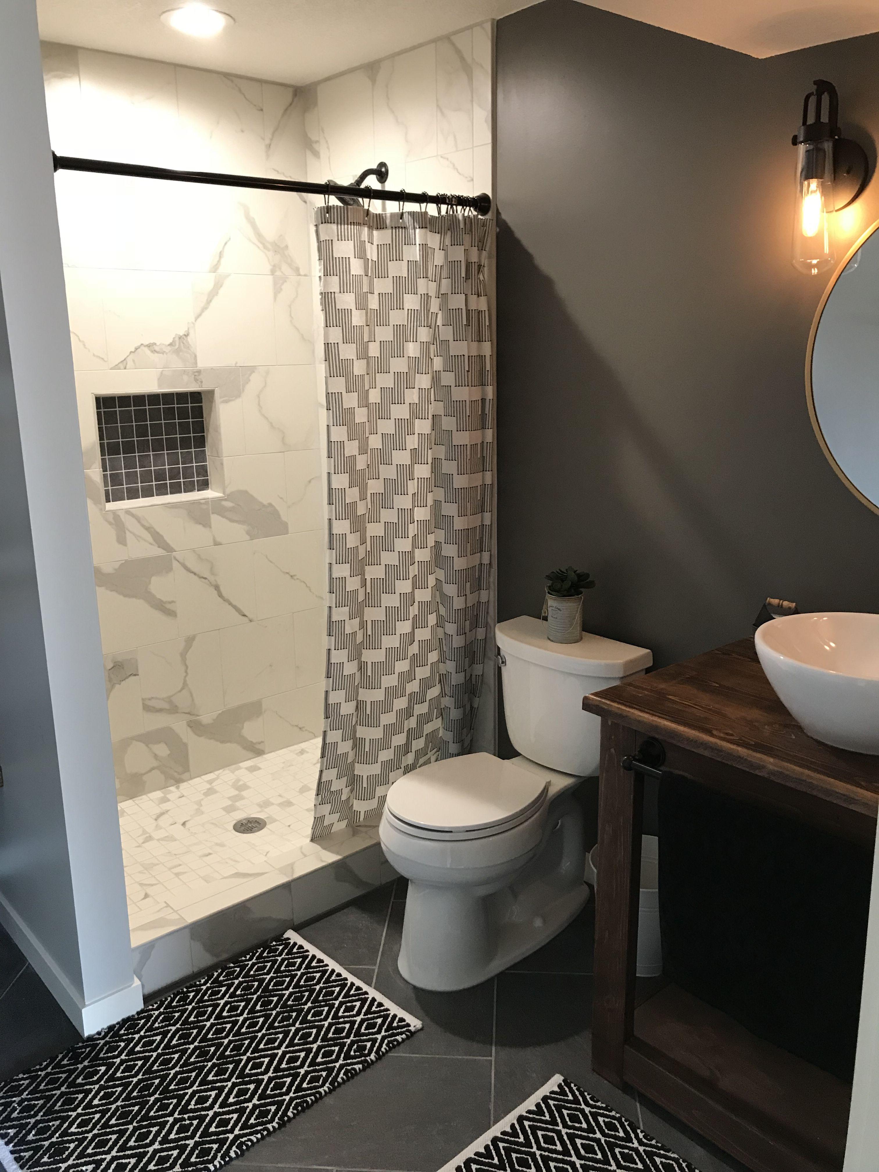 gauntlet gray guest bathroom