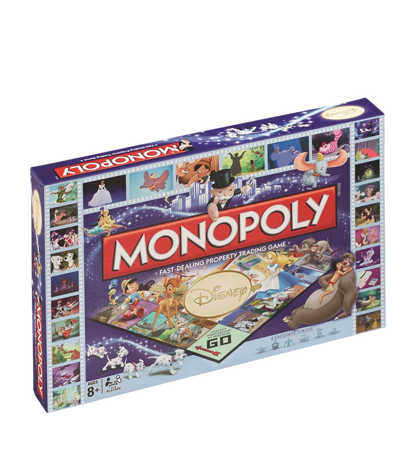 Disney Disney Classic Monopoly | Harrods.com | CHRISTMAS GIFTS FOR ...