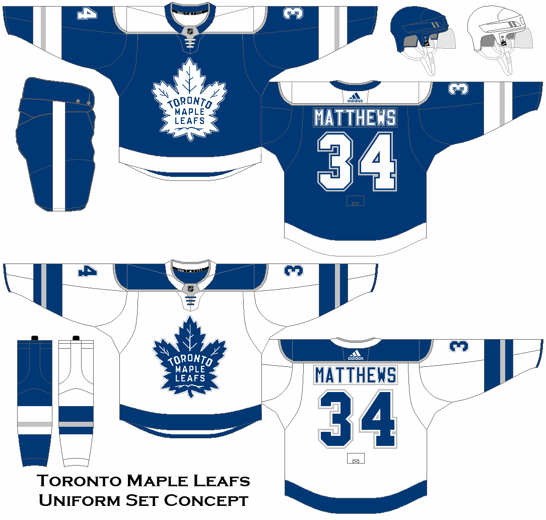 Toronto Maple Leafs Rebrand Maple Leafs Hockey World Toronto Maple Leafs