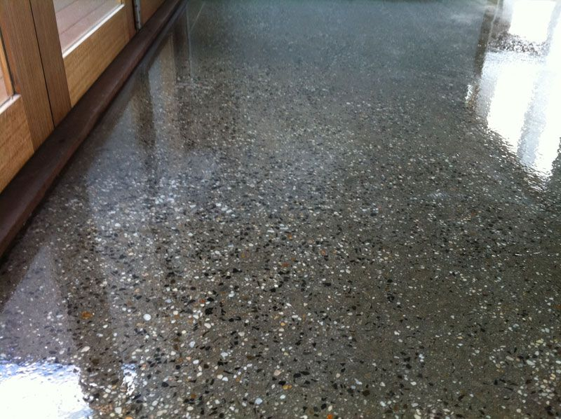 This Is Why You Should Have Concrete Flooring In Your Hdb Flat Home Decor Singapore Diy Wood Floors Concrete Floors Polished Concrete