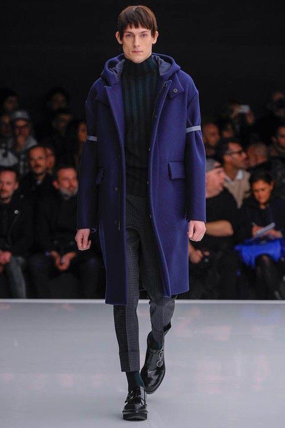 Z Zegna y Paul Surridge para su colección Otoño-Invierno 2014/2015