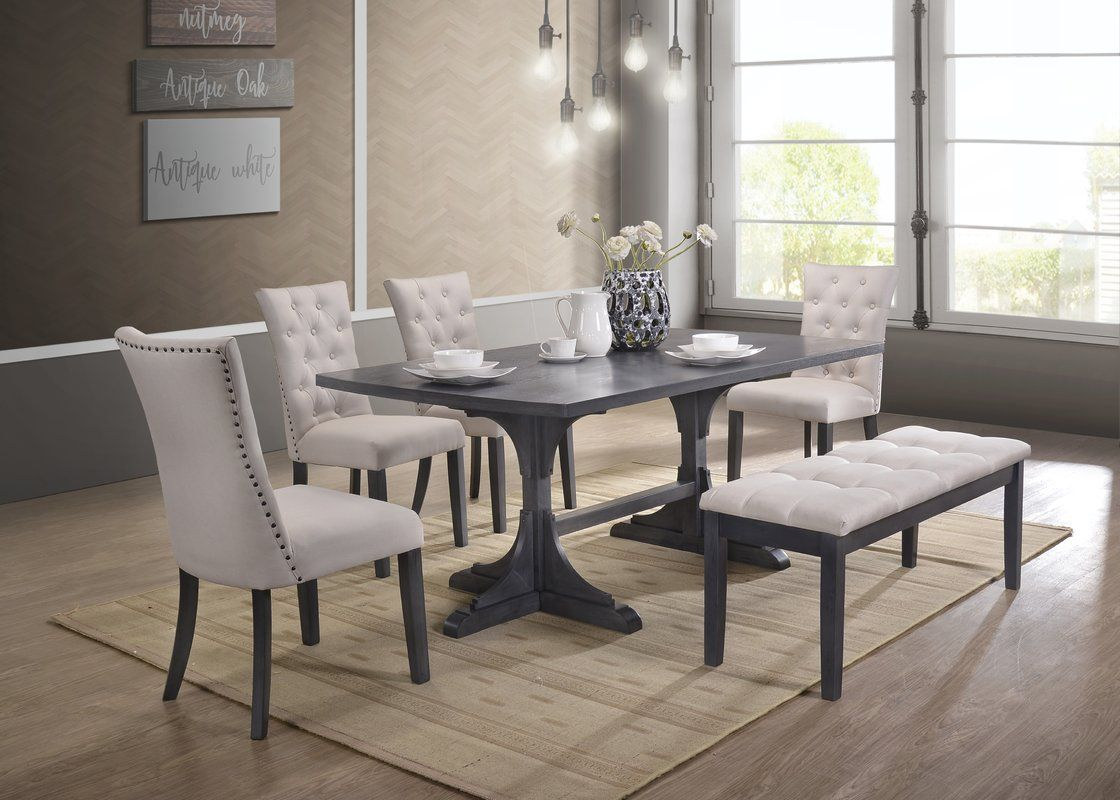 16+ Darby home co lona 6 piece dining set Top