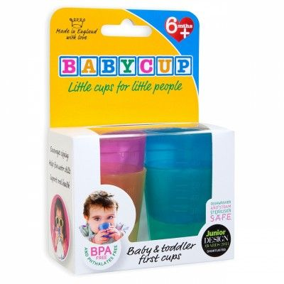 Babycup multicolore (lot de 4)  par Babycup