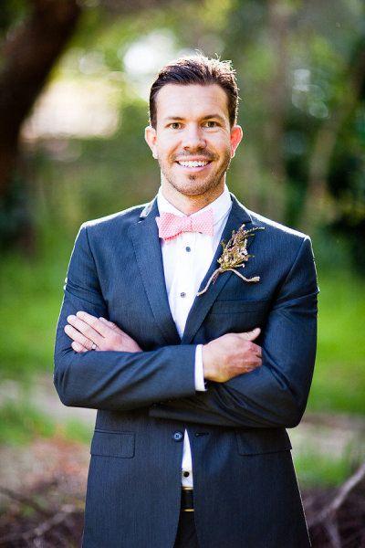 Palos Verdes Wedding By Mr Haack Jesi Haack Design Blue Suit Wedding Groom Blue Suit Dark Navy Suit