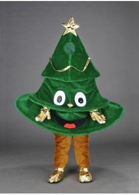 Xmas Tree Mascot Costume Mascot Costumes Christmas Tree Costume Fancy Costumes
