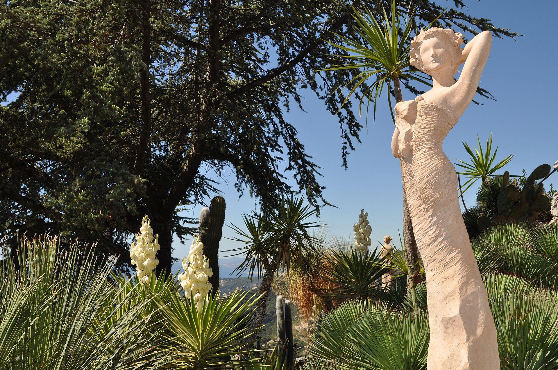 Le Jardin exotique d\'Èze, Èze, Provence, France. | Èze Revealed ...