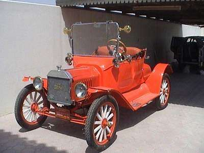 1921 Model T Ford Roadster
