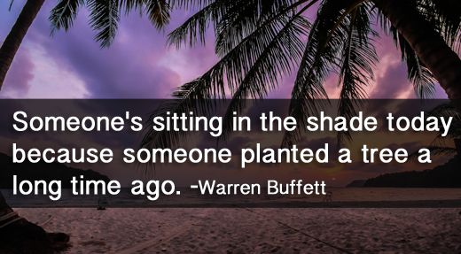 Lovely #WarrenBuffet #Life #Quote