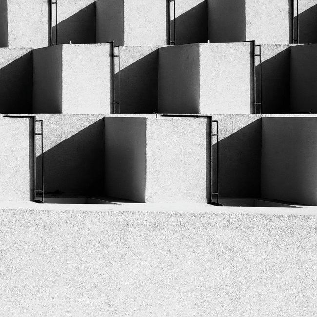 Brutal Shadows by Einsilbig