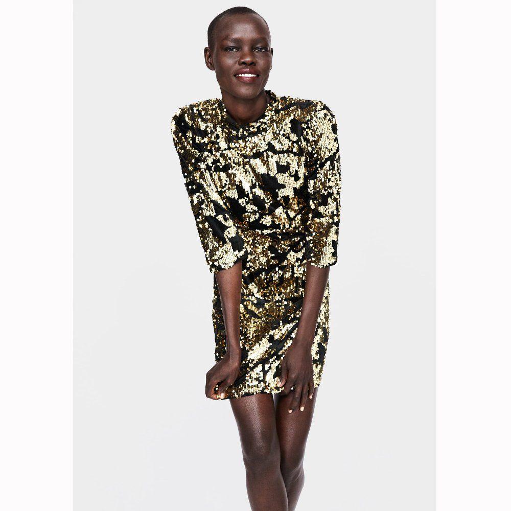 20 robes de soirée à shopper chez Zara  