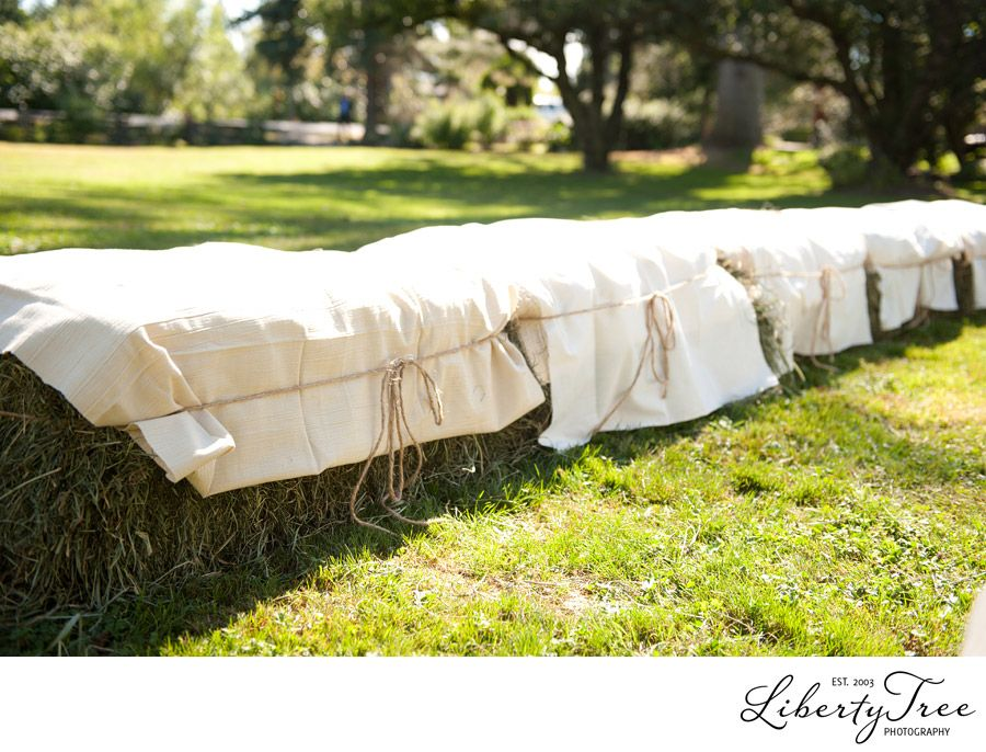 hay bale covers for