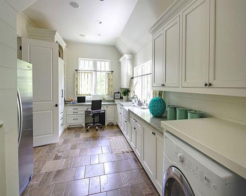 6x Prachtige Bijkeukens : 153 modern laundry room design ideas