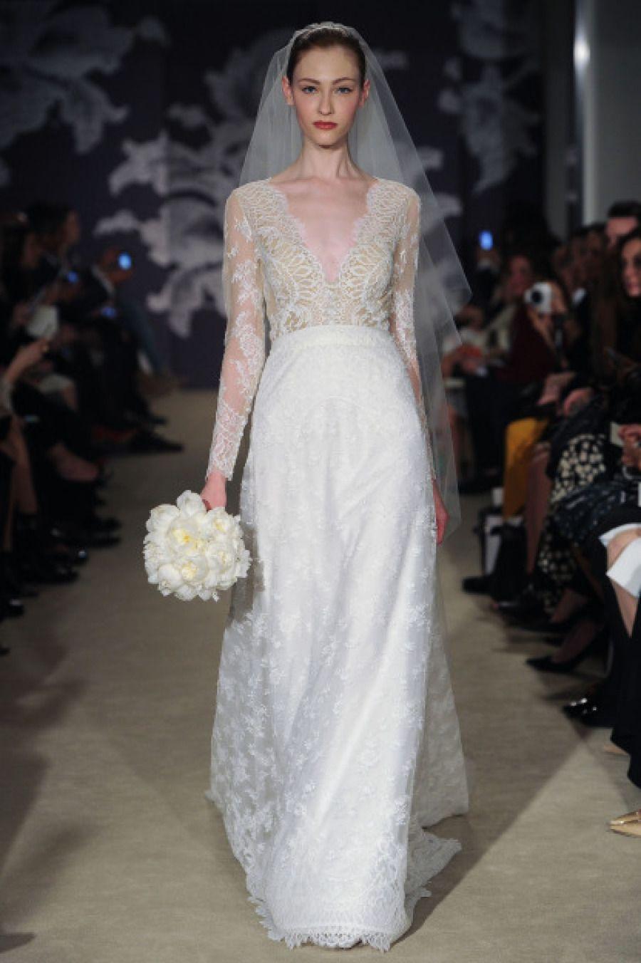 7bdaae313d Carolina Herrera – Spring 2015 – Fashion Style Magazine - Page 13. Martini, Bridal  Dresses ...