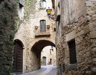Lugares Sitios De Interés Y Pueblos Con Encanto De Catalunya Pals Girona Viajes Paisajes España