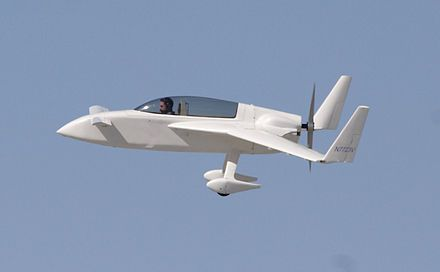 The Varieze is notable for popularizing the canard