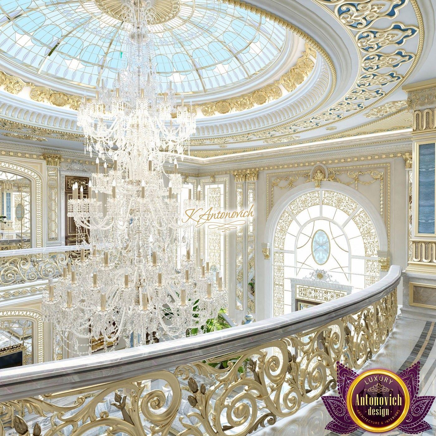 Villa in Abu Dhabi | Luxury house interior design, Luxury ...