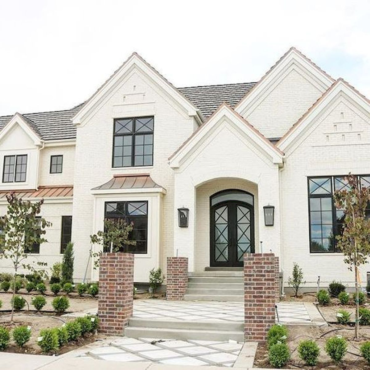 Adorable best modern farmhouse exterior house plans design ideas trend in source https also home decor idea designs rh pinterest