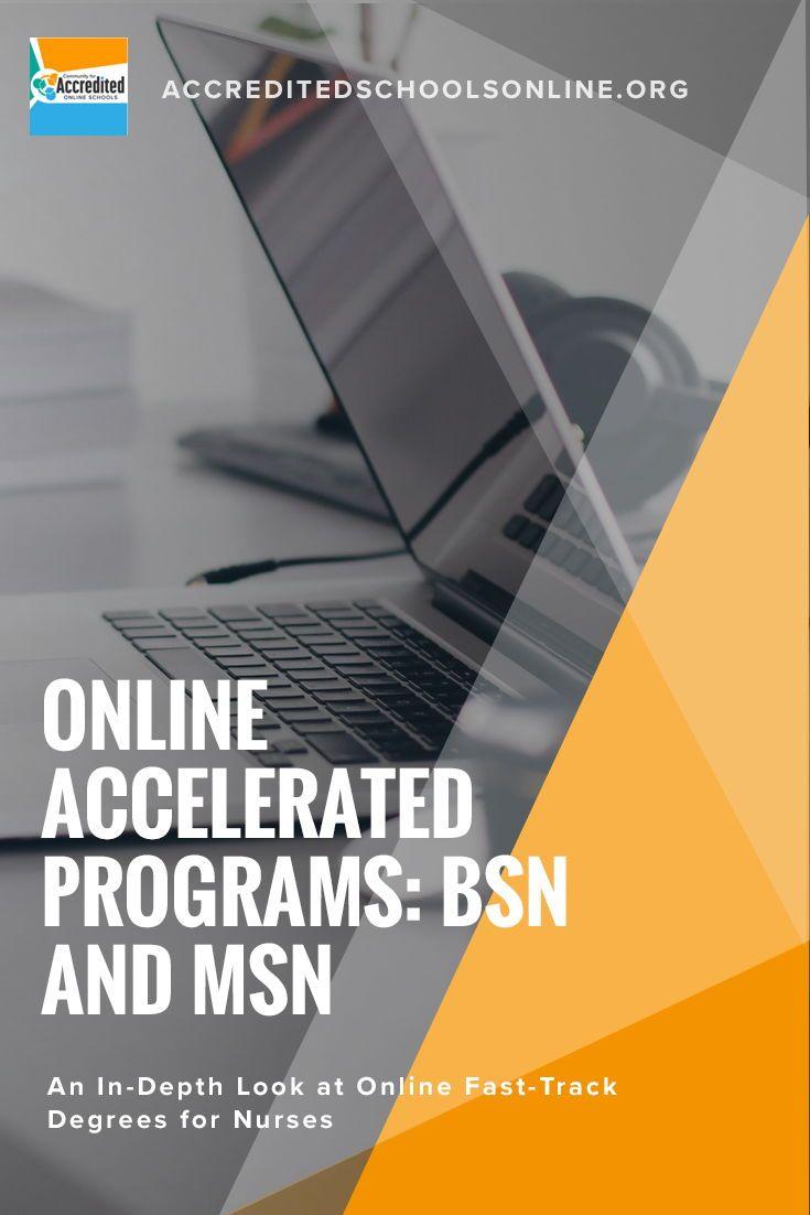 Accelerated nursing programs online accelerated nursing