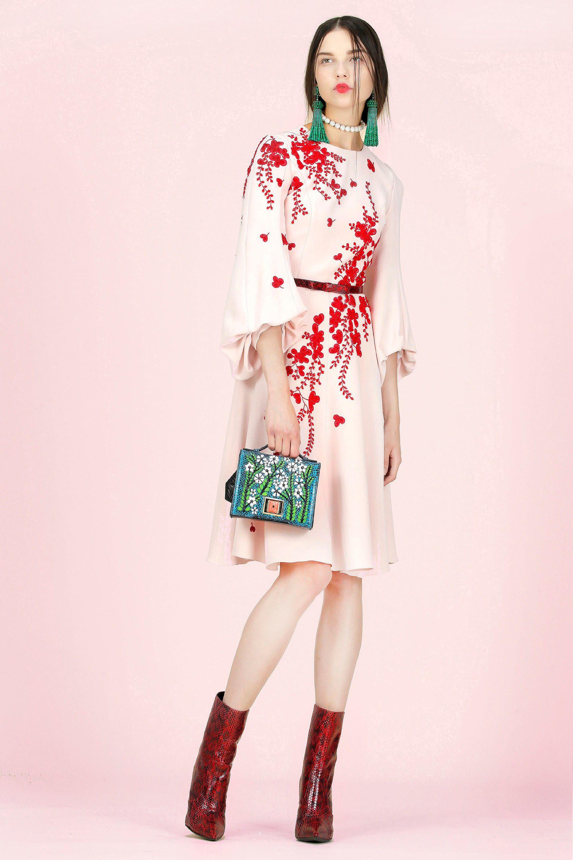 Andrew Gn - Resort 2018 | Idées de mode, Beaux vêtements, Style couture