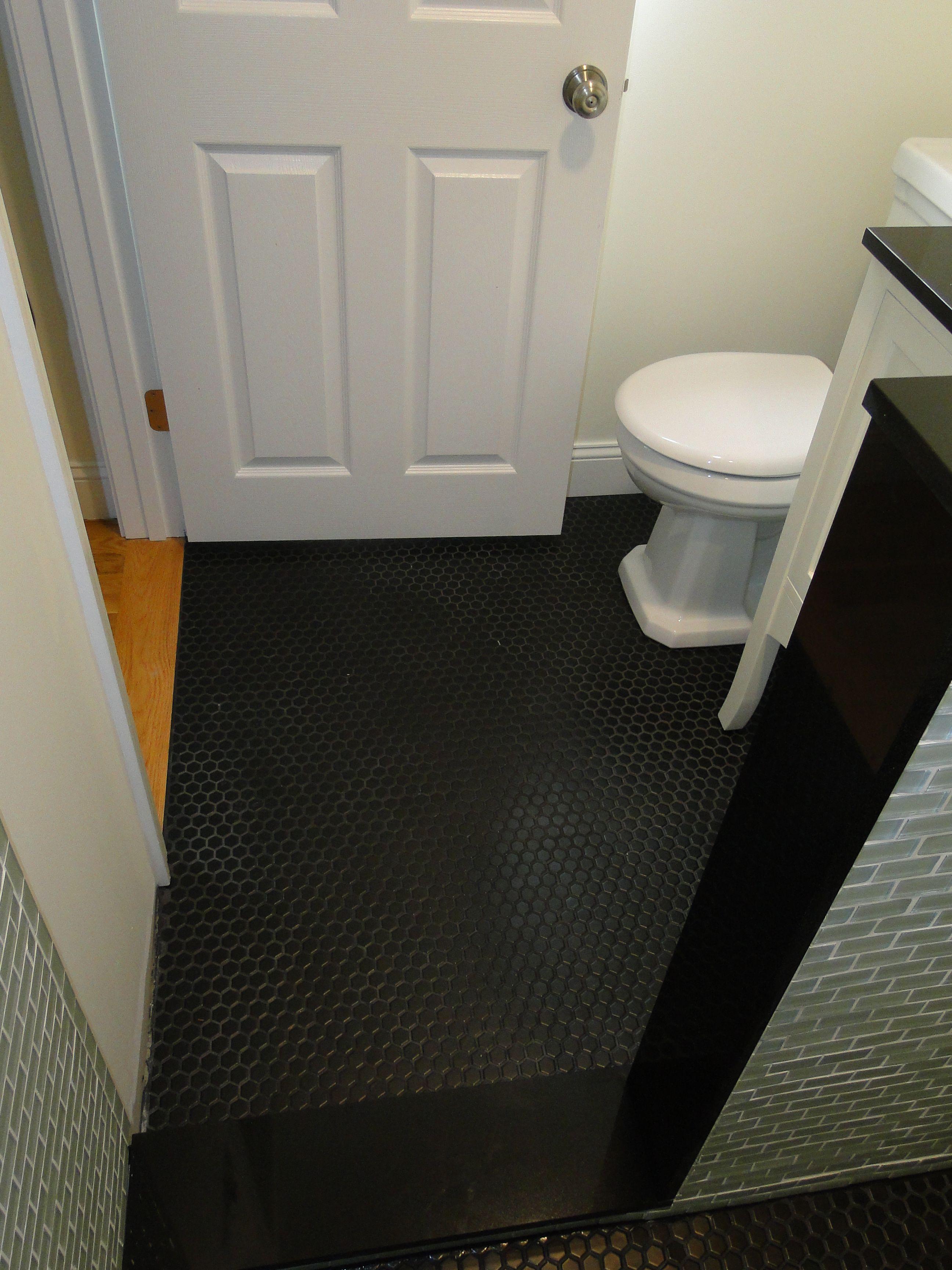 Black Highgloss Concrete Paint For Bathroom Floor Bathroom Flooring Flooring Painted Bathroom Floors