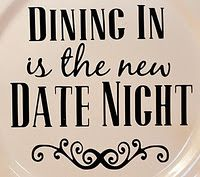 amen to that, I love any night when we stay home and eat and watch movies!