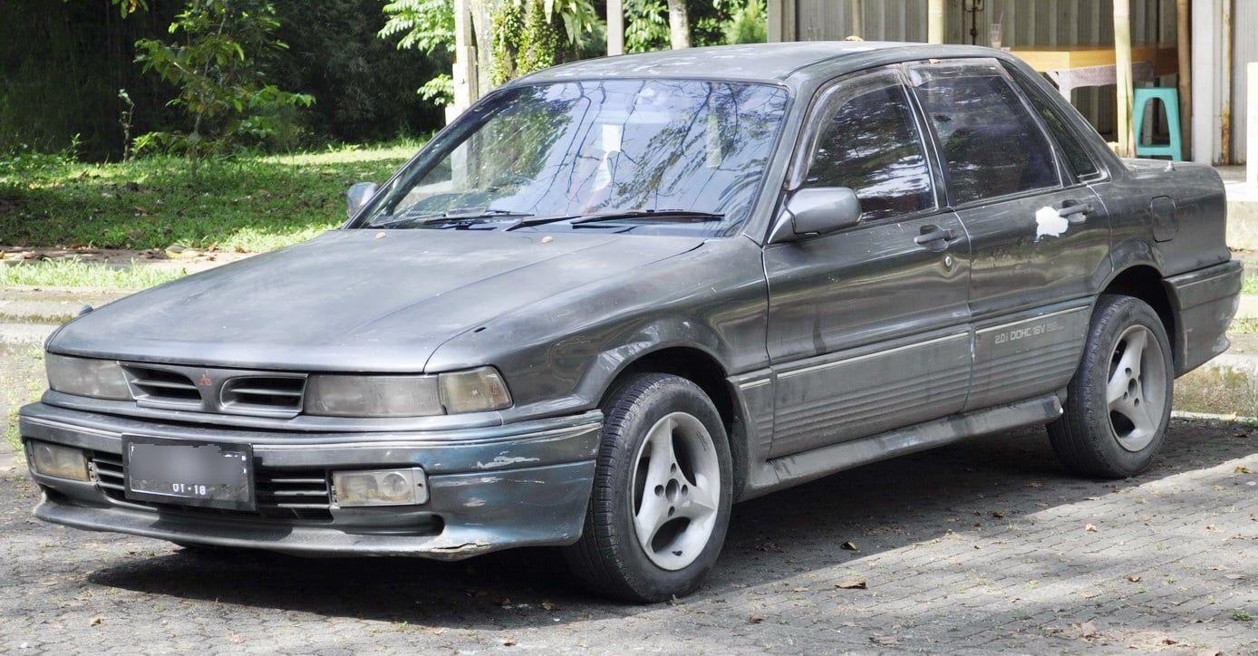 Modifikasi Mobil Mitsubishi Eterna 90 Modifikasi Mobil Sedan Mobil
