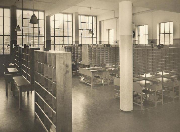 interieur postkantoor | Winterswijk | Pinterest