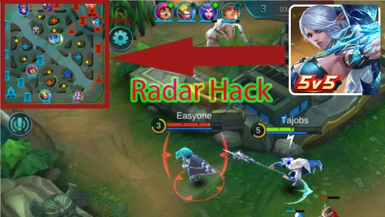 Apk radar map mobile legend | CHEAT MOD FIX NEW APK RADAR MOBILE