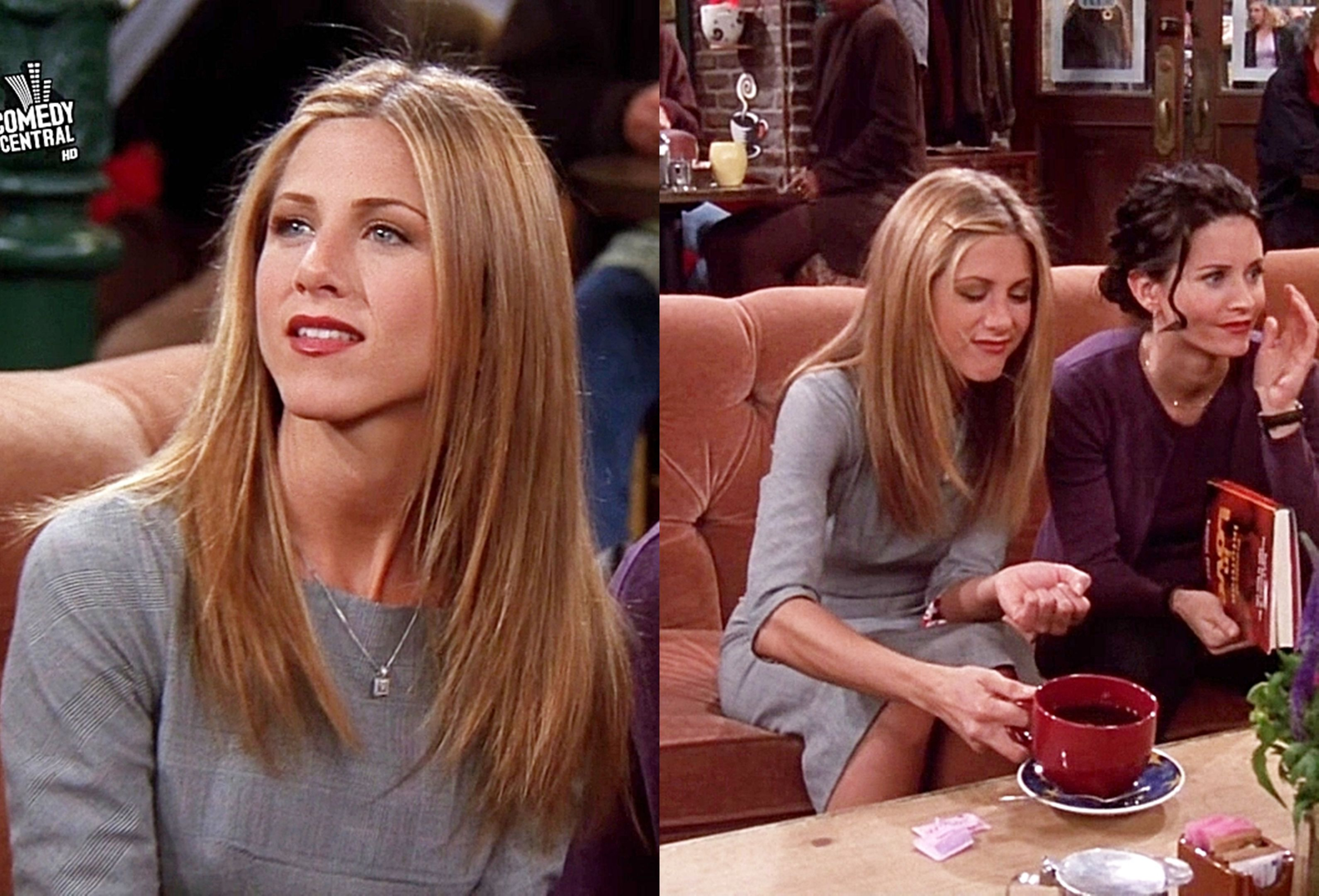 Jennifer Aniston Rachel Green Rachel Green Style Pinterest