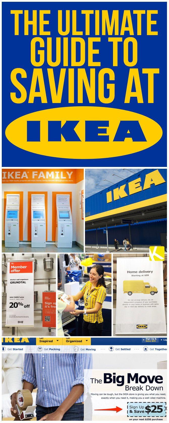 24 EarthShattering IKEA Savings Hacks Saving tips, Ikea