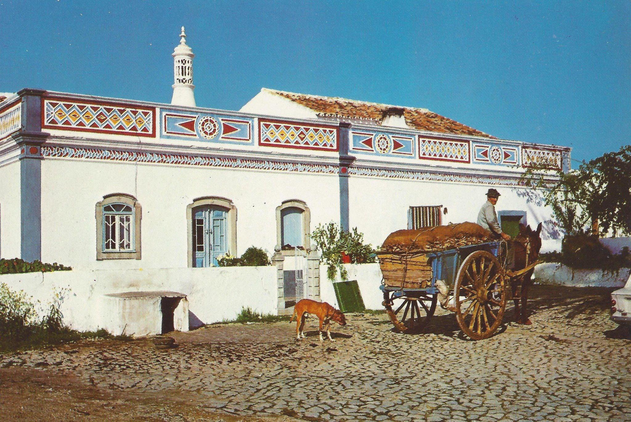 Casa algarvia Casas tipicas, Algarve, Casas