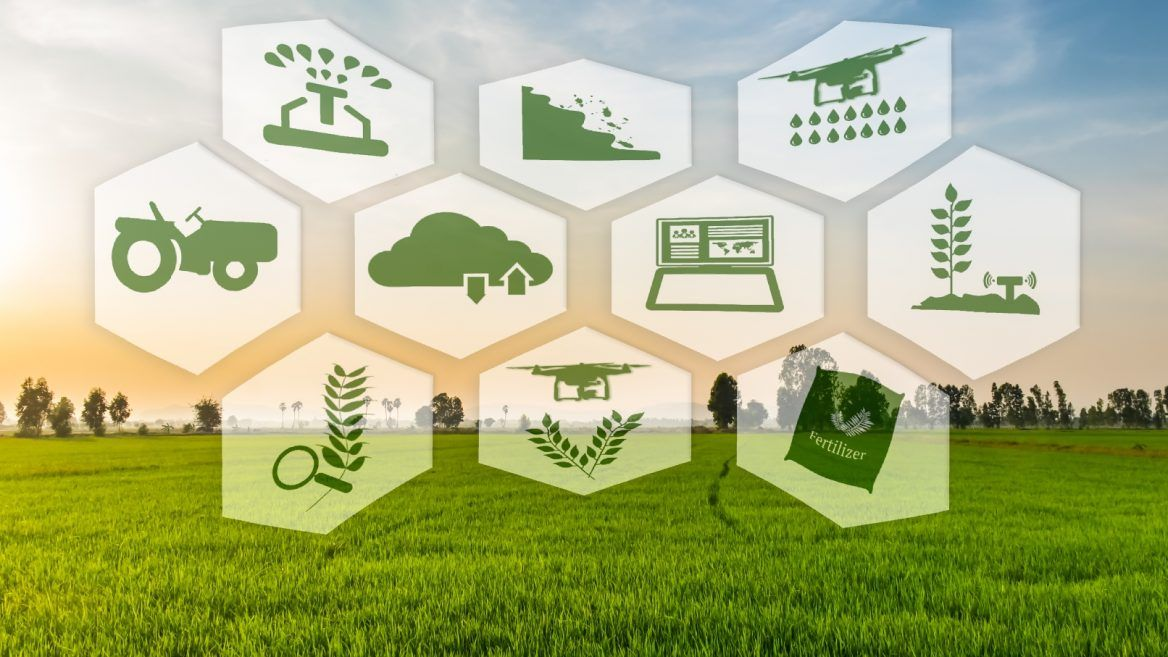Precision Agriculture Image By Montri Nipitvittaya Shutterstock Com Precision Agriculture Technology In Agriculture Agriculture