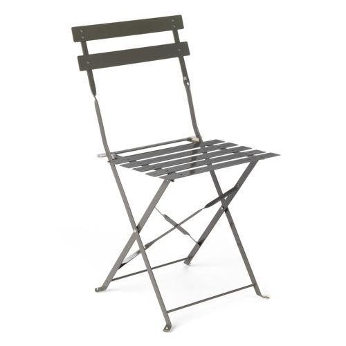 Chaise Pliante D Exterieur Pims Chaise De Jardin Table De