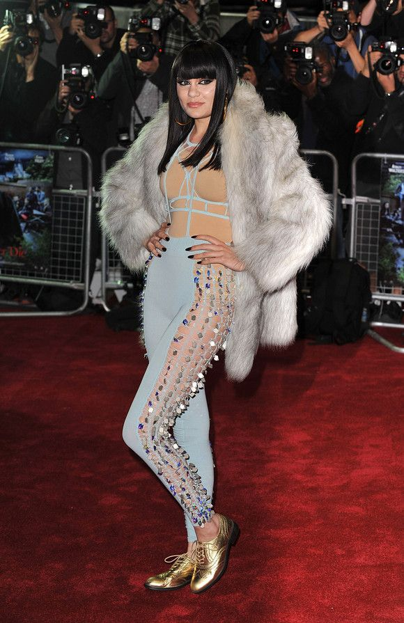 Jessie J at the 'Demons Never Die' UK Premiere in October 2011. Check out her eclectic looks here: http://bit.ly/IcQ5P7
